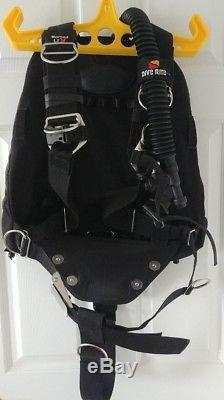 Dive Rite Nomad LT Extreme Sidemount BCD Dual Bladder