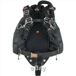 Dive Rite Nomad XT. Dual Bladder. Great Condition. Sidemount Wing
