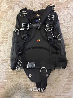 Dive Rite Nomad XT Sidemount System Medium