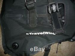 Dive Rite Scuba dive BCD Travel wing with scuba pro air 2 size med