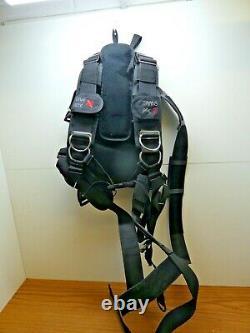 Dive Rite Trans Pac 2 Diving Scuba Divers Harness Size M/L