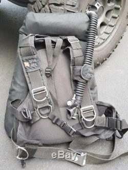 Dive Rite Transpac II BCD XL with VENTURE Wing