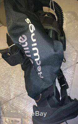 Dive Rite Transpac II Complete BCD WithExtras