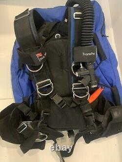 Dive Rite Transpac with Rec Wing XXL and Air