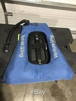 Dive Rite Venture 30lb Wing Scuba Backplate