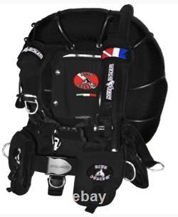 Dive System BCD Tech Deep USED