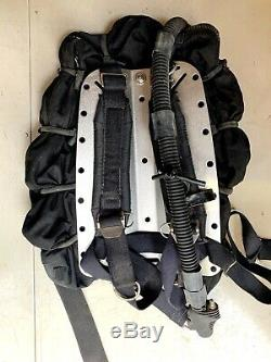 Dive System Wing 18 Liter + Monoadapter + Harnes NP. 799