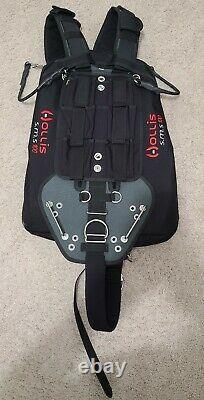 FULL KIT Hollis SMS100 Sidemount Wing for Recreational or TEC