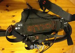 HOLLIS SMS50 sport sidemont wing