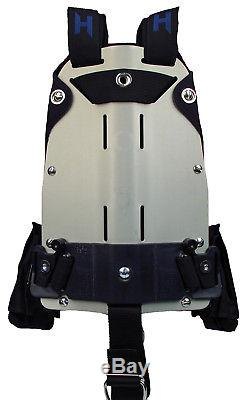 Halcyon Cinch Quick-Adjust Harness for Standard Backplate NEW
