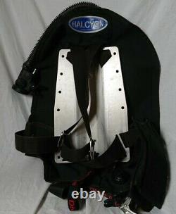 Halcyon Diving BCD Wing with Scubapro Air2 complete refurbished 11-2020