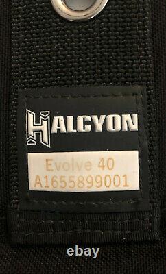 Halcyon Evolve 40 LB Wing