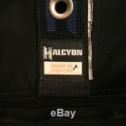 Halcyon Evolve 60 Wing Excellent Condition FREE SHIPPING