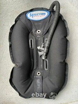 Halcyon Pioneer 27 donut BCD wing scuba diving buoyancy compensator
