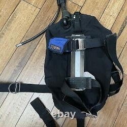 Halcyon Scuba Dive Systems ECLIPSE 30 BCD with SEAC Inflator & travel backplate