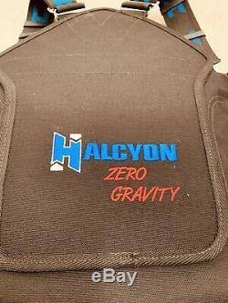 Halcyon Sidemount System
