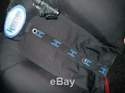 Halcyon explorer 55lbs scuba dive diving tec wing