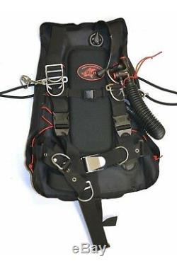 Hog Sidemount System BCD- Size Large-NEW