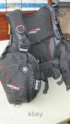 Holiday Scuba Diving Bundle, mixture of new and secondhand kit, mens size XXL