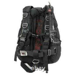 Hollis SMS100 Sidemount Harness Large X-Large for Technical Scuba Divers