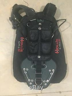 Hollis SMS100 Sidemount Sidemount & Apeks XTX50 regs