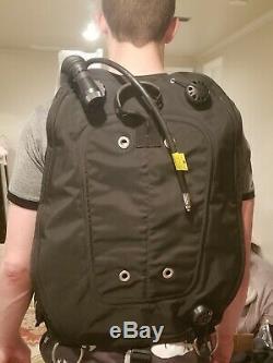 Hollis Sport Rebreather Buoyancy Compensator Vest, Small, Medium, & Medium/Large