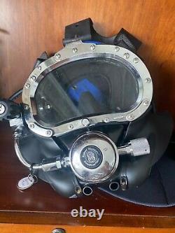 Kirby Morgan KMB28 band mask