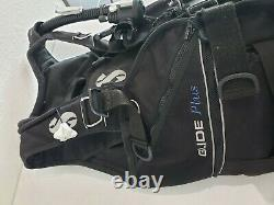 Large Scubapro Glide Plus BCD With Air2 Size XL