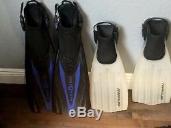 Lot Aqualung PEARL i3 BCD Med-Lrg Diving Vest BC Buoyancy Compensator SCUBA Dive