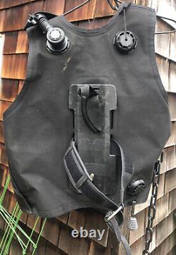 MARES VECTOR ORIGIN Scuba Dive BCD Size Medium Diving Buoyancy Compensator