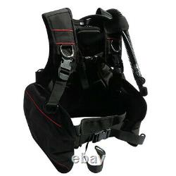 MagiDeal Dive BCD Buoyancy Compensator Backplate Scuba Diving Safety Gear