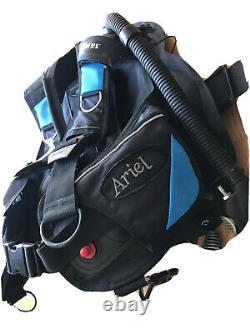 Mares Ariel XS Womens Integrated Buoyancy Control Device BCD Scuba Dive Vest