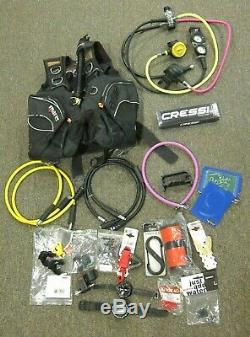 Mares Bcd Scuba Diving Bundle Free Shipping