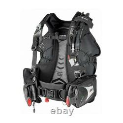 Mares Bolt SLS Scuba Diving BC Dive BCD Integrated Weight System Size Large