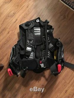 Mares Diving Jacket Style BC Vest Med Excellent Condition
