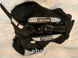 Mares Hybrid Pure BCD with MRS Plus Weight Pockets size XXS/XS