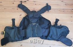 Mares Morphos Pro BCD with integrated weight system Size XL good condition