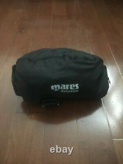 Mares Morphos Pro Back-inflator BCD with Integrated Weight system Medium