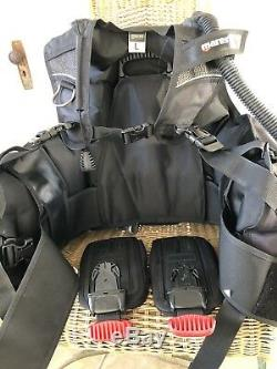 Mares PRIME Scuba BCD, Size Large, MRS Plus System Weight Integrated Dive BC