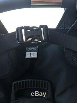 Mares Prestige MRS Gr. L Jacket, Tauchen