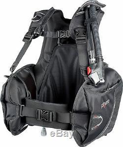 Mares Prime SMU MRS Pockets Dive Scuba Diving Men's BCD Buoyancy Compensator XL