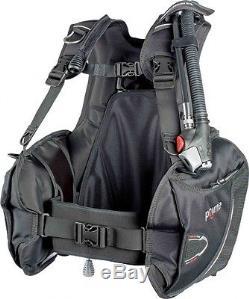 Mares Prime Tarierjacket Gr. XS-XL nur 3,1 kg Gewicht BCD Jacket