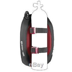 Mares Red Devil Single Backmount Set XR Line