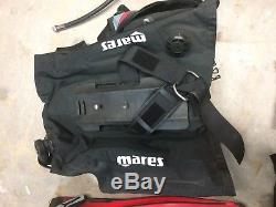 Mares Syncro Pro BCD Size L