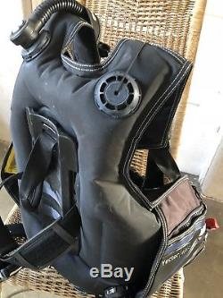 Mares Vector Epic Scuba BCD Size Small, Weight Integrated Dive BC