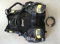 Mens Gents Cressi Diving BCD S111R Size (L) Brand New With Label