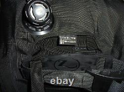 Mens Zeagle Ranger Scuba Diving BCD with Ripcord Weight System Sz Large NEW