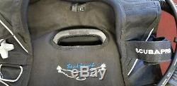 NEW! Scubapro Seahawk BCD, mens size extra large XL with Balanced Power Inflator