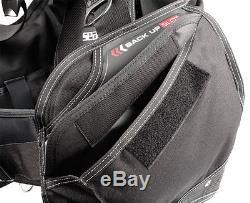 NEW Seac Ego BCD Scuba Diving Buoyancy Jacket UK BASED DEALER High Quality New