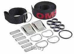 OMS Continuous Webbing Complete Harness Kit